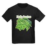 I dig hostas Kids Dark T-Shirt