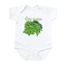 I dig hostas Infant Bodysuit