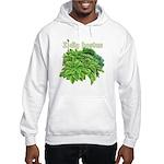I dig hostas Hooded Sweatshirt