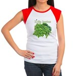 I dig hostas Women's Cap Sleeve T-Shirt