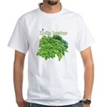 I dig hostas White T-Shirt