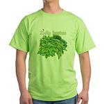 I dig hostas Green T-Shirt