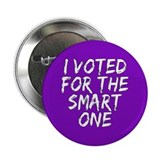 "SMART ONE 2.25"" Button"