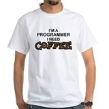 Programmer Need Coffee Shirt