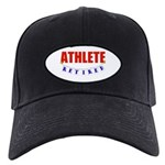 Retired Athlete Black Cap