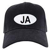 Jamaica Oval Baseball Hat