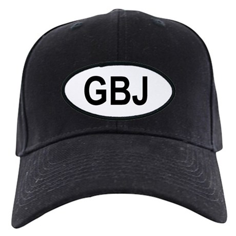 Jersey Oval Black Cap