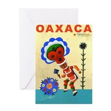 oaxaca Greeting Card
