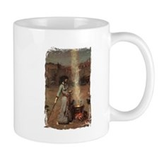 The Magic Circle by JW Waterhouse Mug