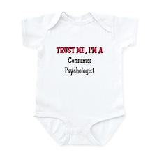 Trust Me I'm a Consumer Psychologist Infant Bodysu
