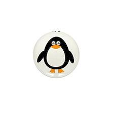 Penguin Power Mini Button (100 pack)