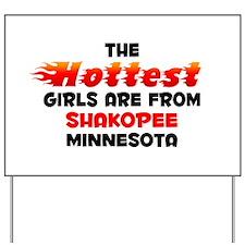 Hot Girls: Shakopee, MN Yard Sign