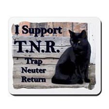 I Support TNR Mousepad
