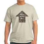 Plays in the dirt Light T-Shirt