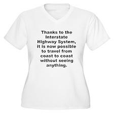 Cute Highway T-Shirt