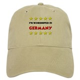 I'm Worshiped In Germany Baseball Cap