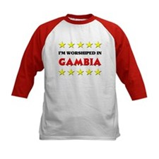I'm Worshiped In Gambia Tee