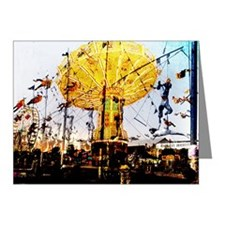 Circus Note Cards (Pk of 10)