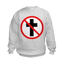 No Christianity Sweatshirt