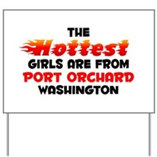 Hot Girls: Port Orchard, WA Yard Sign