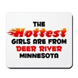 Hot Girls: Deer River, MN Mousepad