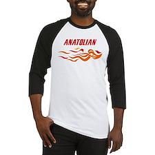 Anatolian (fire dog) Baseball Jersey