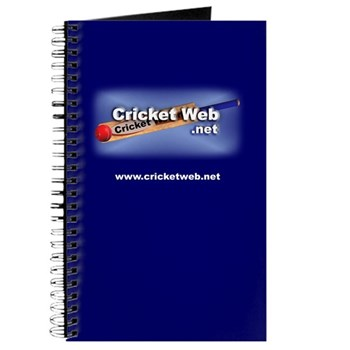 Cricket Web Journal