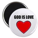 GOD IS LOVE Magnet