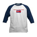 PROUD TO BE A NORTH KOREAN Tee
