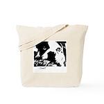 SWEET DOG LOVE HURTS Tote Bag( HAS TEARDROP)