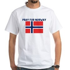 PRAY FOR NORWAY Shirt