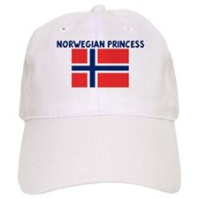 NORWEGIAN PRINCESS Baseball Cap