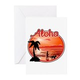 Aloha Greeting Cards (Pk of 10)