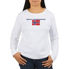 MADE IN US WITH NORWEGIAN PAR T-Shirt
