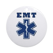 EMT Ornament (Round)