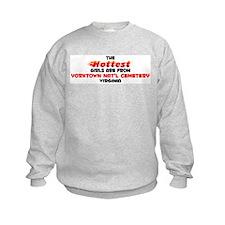 Hot Girls: Yorktown Nat, VA Sweatshirt