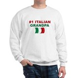 #1 Italian Grandpa Jumper