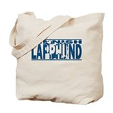 Hidden Finnish Lapphund Tote Bag