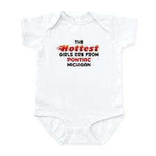 Hot Girls: Pontiac, MI Infant Bodysuit