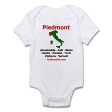 Piedmont Infant Creeper