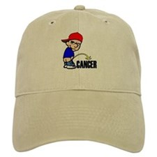 Piss On Cancer Baseball Cap