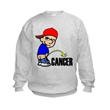Piss On Cancer Sweatshirt