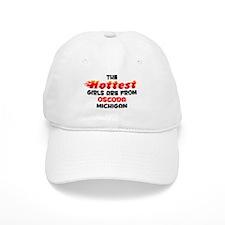 Hot Girls: Oscoda, MI Baseball Cap