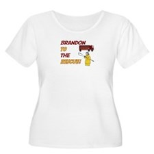 Brandon to the Rescue! T-Shirt