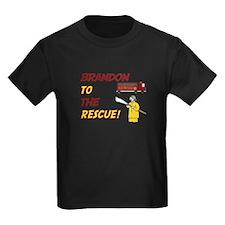 Brandon to the Rescue! T