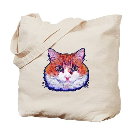 Pretty Kitty Tote Bag