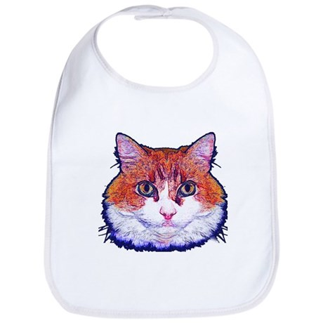 Pretty Kitty Bib