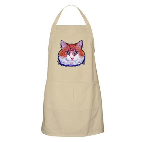 Pretty Kitty BBQ Apron