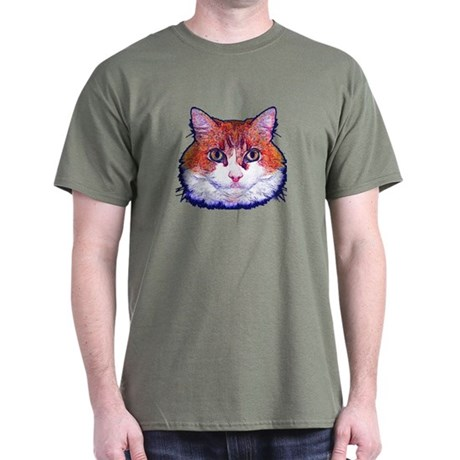 Pretty Kitty Dark T-Shirt