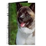 Akita Lovers Art Journal